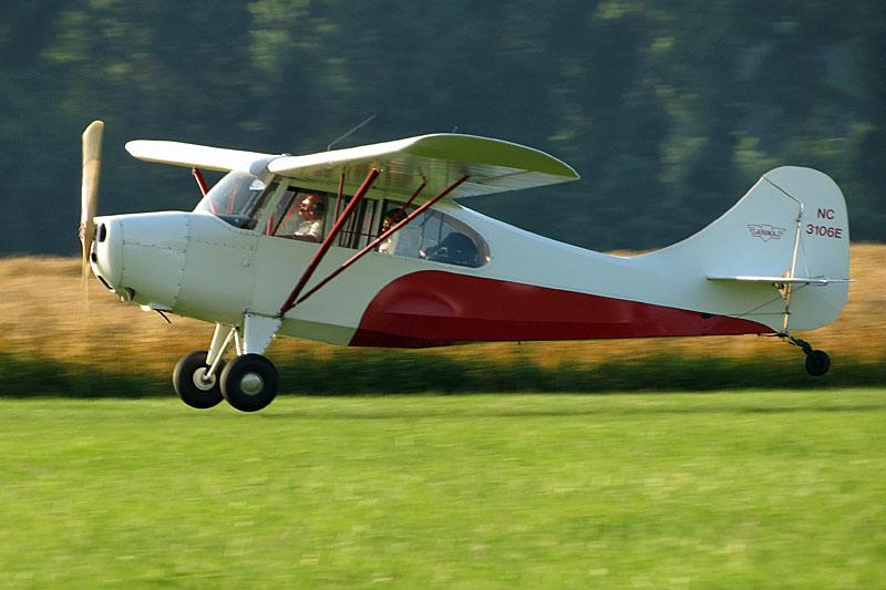 Photo of Aeronca Champ