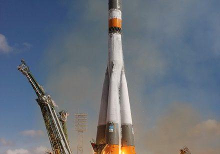 rocket-lift off