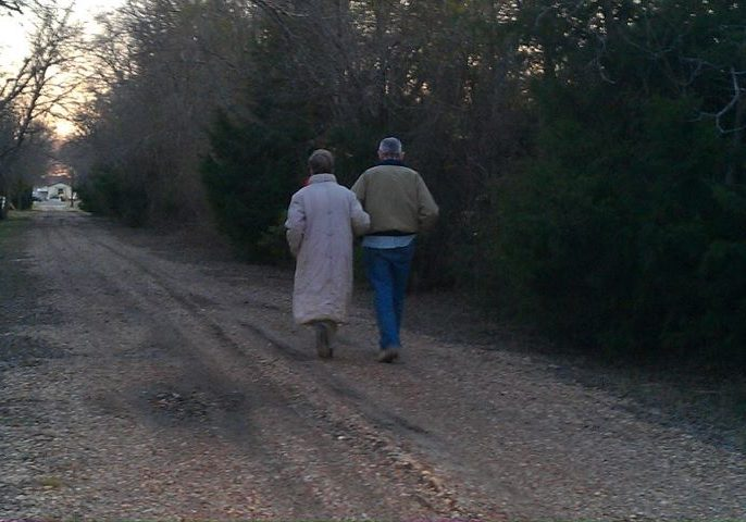 strolling the lane